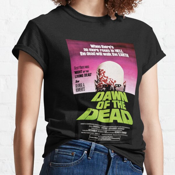 Dawn of the Dead (1978) George A. Romero  Classic T-Shirt