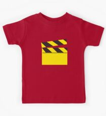 Blank FILM movie board Kids Clothes