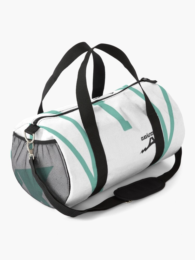 Alternate view of #1 Tooru Oikawa Aoba Johsai Haikyuu Team Uniform Jersey Duffle Bag