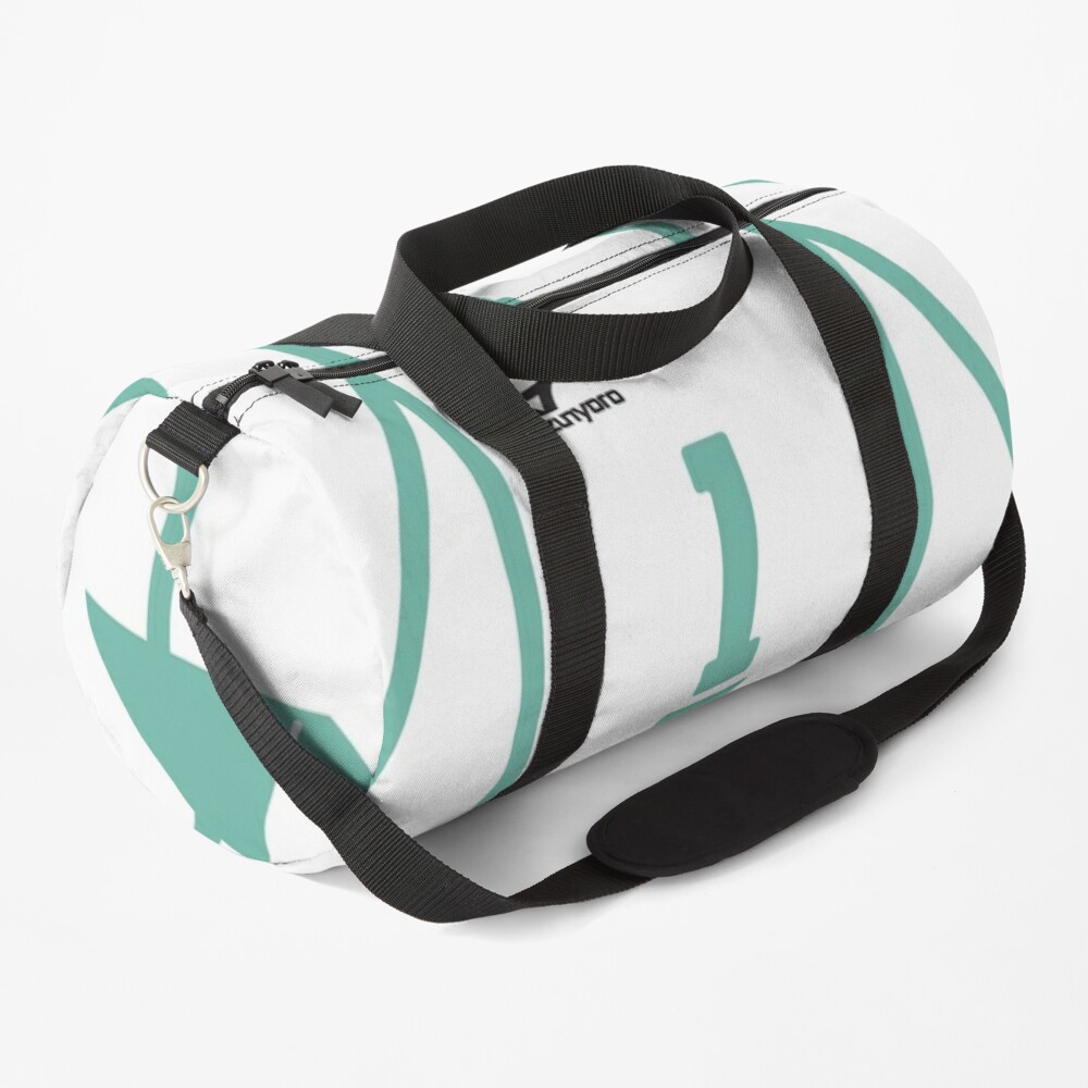 #1 Tooru Oikawa Aoba Johsai Haikyuu Team Uniform Jersey Duffle Bag