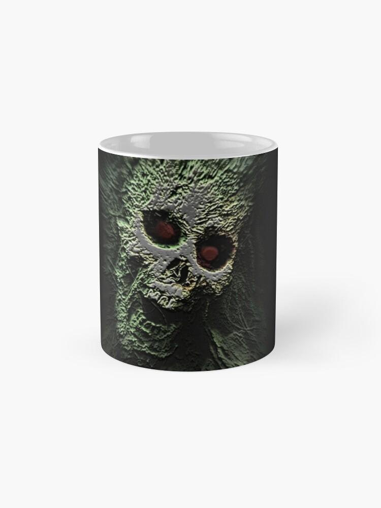 Alternate view of Scary Skull Mug