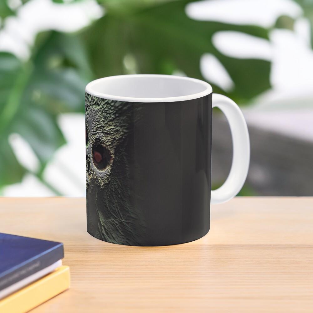 Scary Skull Mug