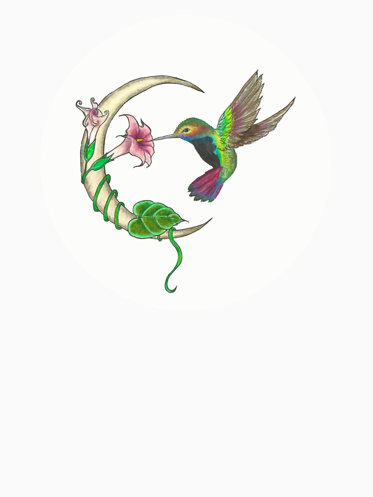 Hummingbird - sweet nectar by noracatherine