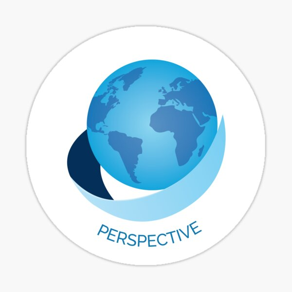 Perspective VIA Character Strength Sticker