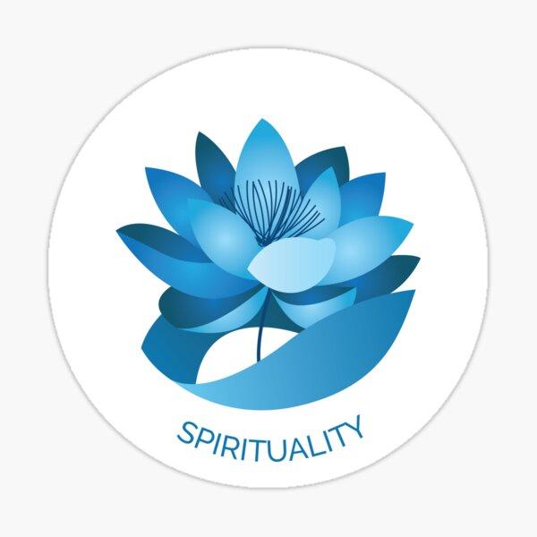 Spirituality VIA Character Strength Sticker