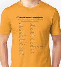 Monty Python - Cheese Shop T-Shirt