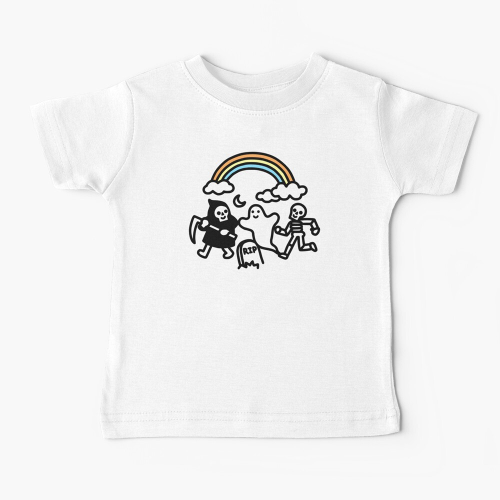 Spooky Pals Baby T-Shirt