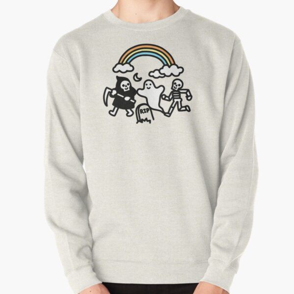 Gruselige Kumpels Pullover