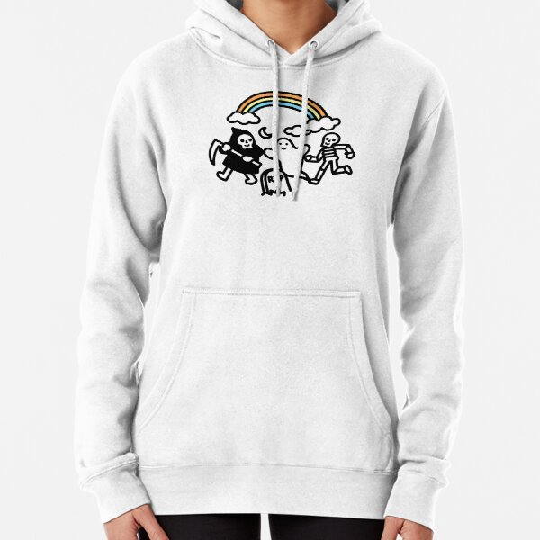 Spooky Pals Pullover Hoodie