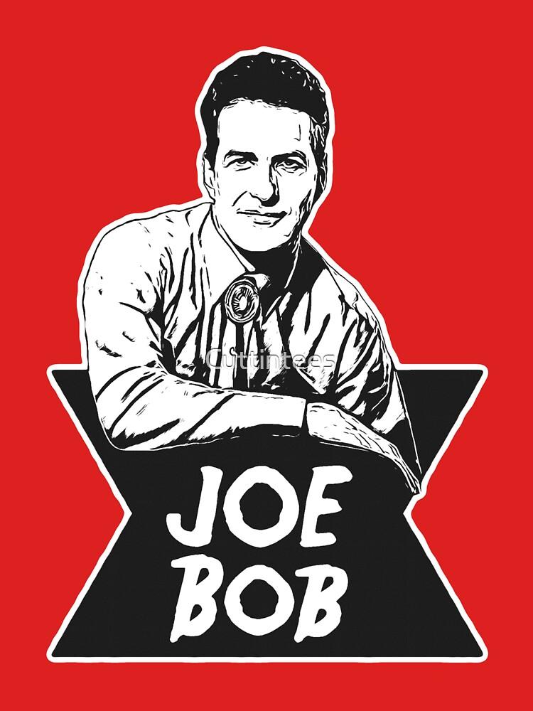 Joe Bob Briggs by Cuttintees