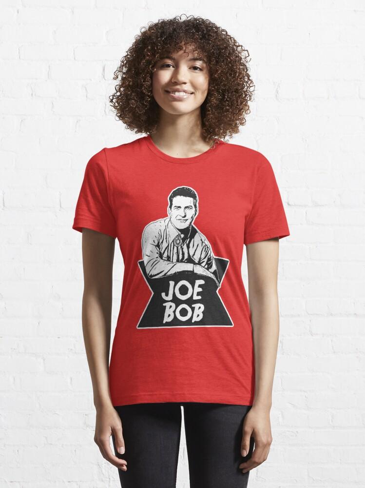 Alternate view of Joe Bob Briggs Essential T-Shirt