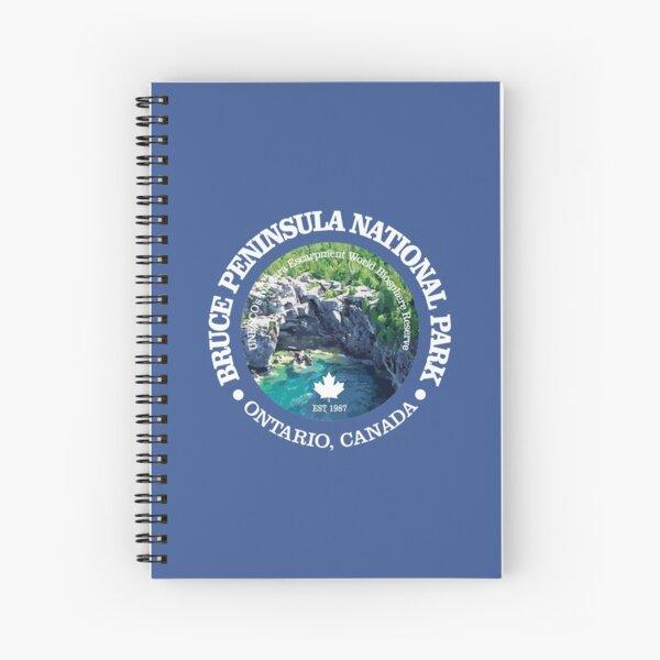 Bruce Peninsula National Park (NP) Spiral Notebook