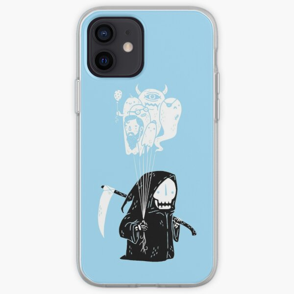 Soul Collector iPhone Soft Case