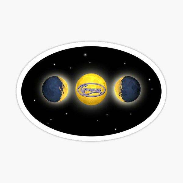 GFresh Moon Phases Sticker