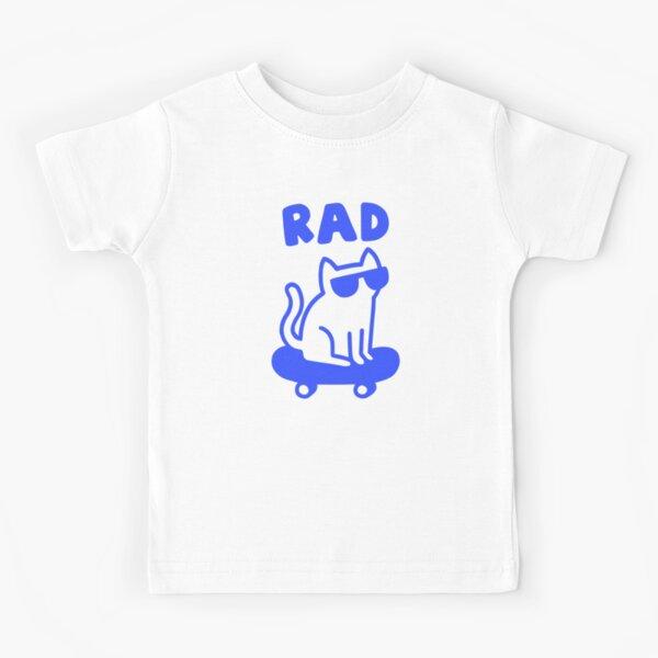 RAD CAT Kids T-Shirt