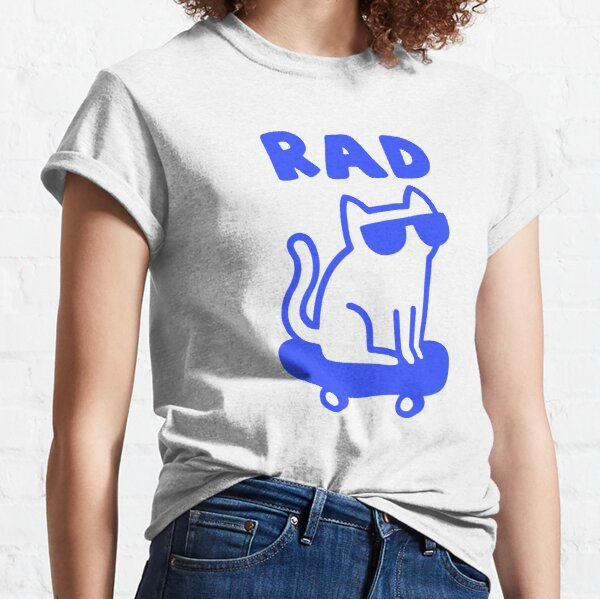 RAD CAT Classic T-Shirt