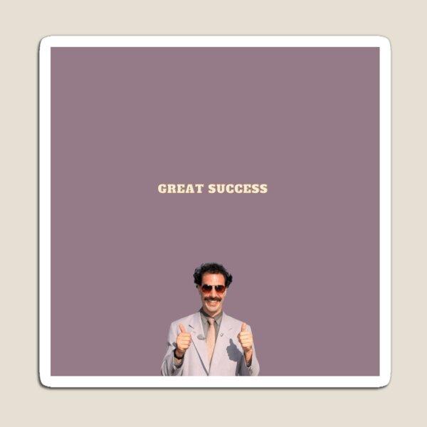 Gran éxito - Borat Imán