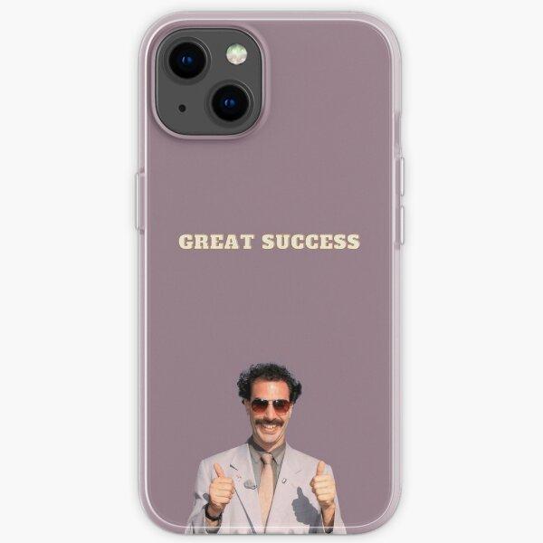 Großer Erfolg - Borat iPhone Flexible Hülle