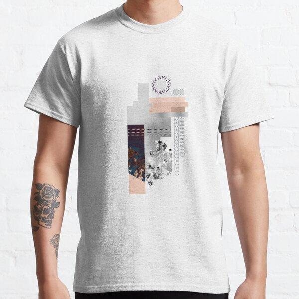 Deco Dot Stripe Classic T-Shirt