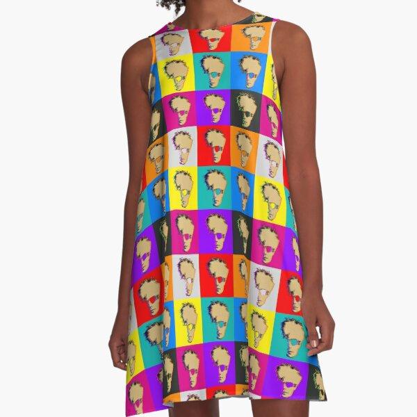 A.Warhol A-Line Dress