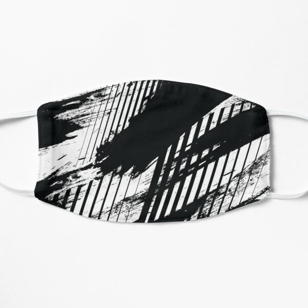 racing Mask  Flat Mask