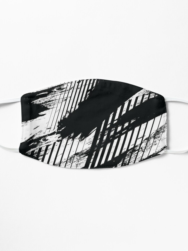 Alternate view of racing Mask  Mask