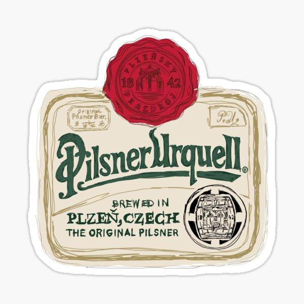 Pilsner Urquell POP Sticker