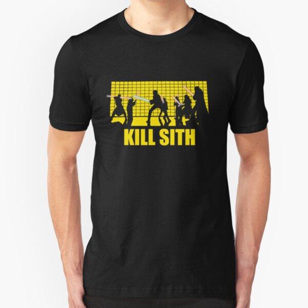 Kill Sith Slim Fit T-Shirt