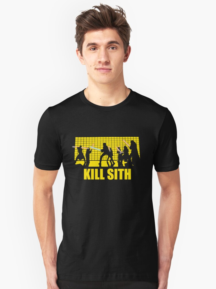 Kill Sith Unisex T-Shirt Front