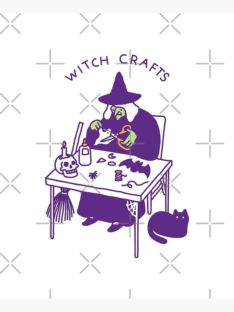 Witch Crafts by obinsun