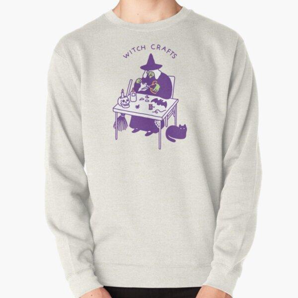 Witch Crafts Pullover Sweatshirt