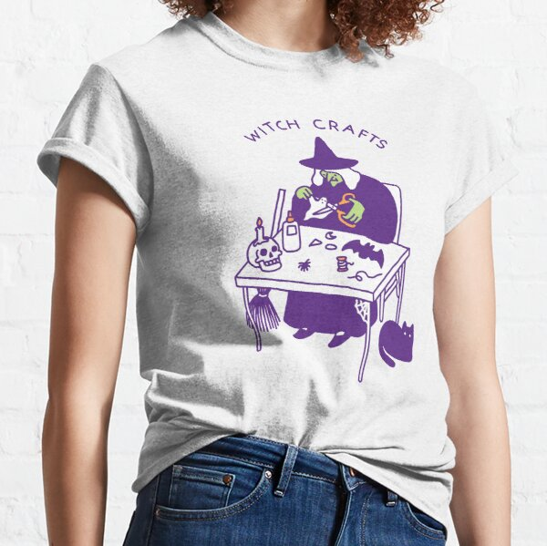 Witch Crafts Classic T-Shirt