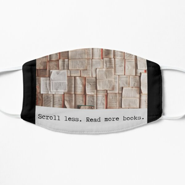Books With Laurie (bookswithlaurie.com) Mask