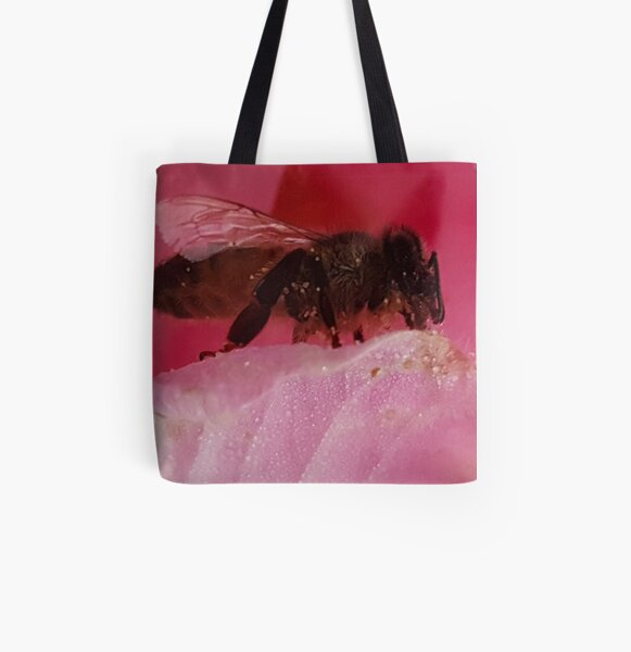 Be Good All Over Print Tote Bag