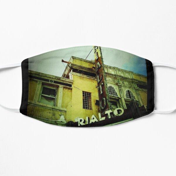 Rialto Theater South Pasadena Flat Mask