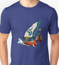 "Cell shaded ""The Wind Waker"" T-Shirt"