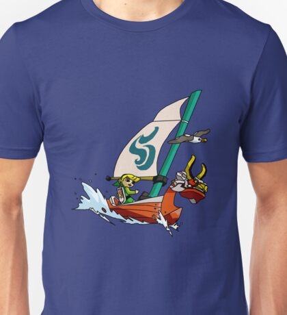 """Cell shaded """"The Wind Waker"""" Unisex T-Shirt"""