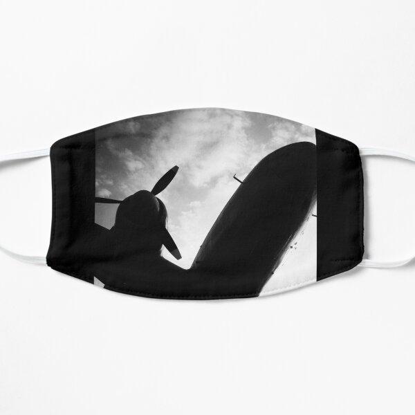 Under an Airplane Mask