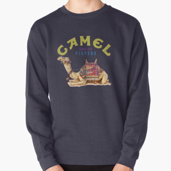 Dromedary Camel Crush Cigarette Joe Camel Design Pullover Sweatshirt