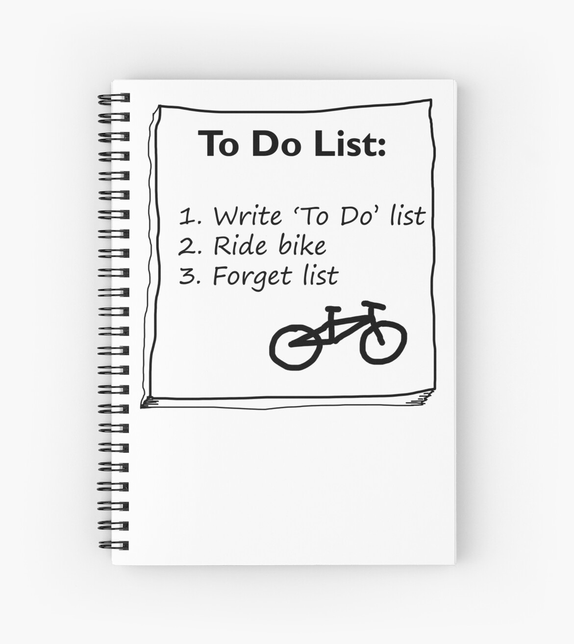 Cycling 'To Do' List :) by PhillConnell