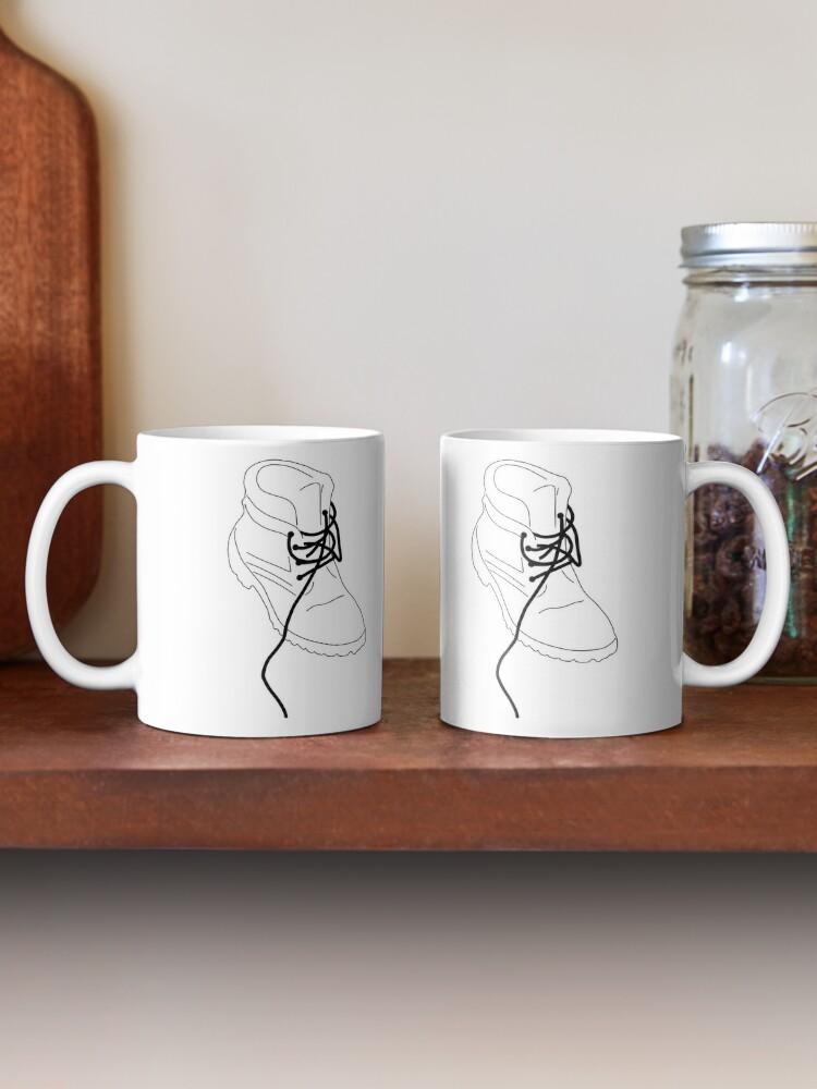 Alternate view of Boot Mug