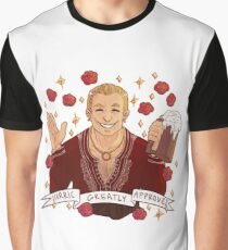 Varric Approval - Dragon Age Graphic T-Shirt