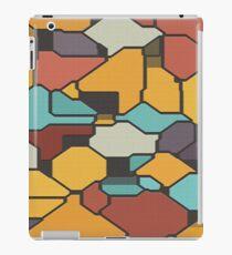 Colorful pieces iPad Case/Skin