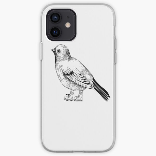Birds in shoes iPhone Soft Case