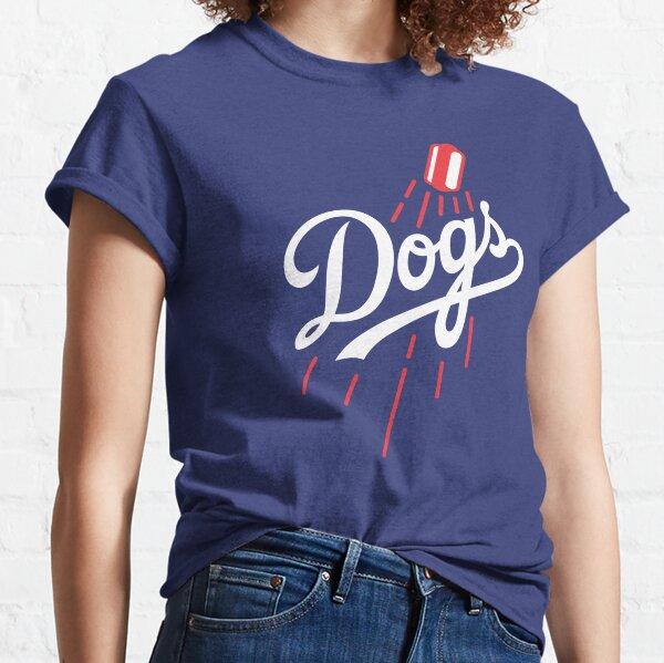 Dodger Dogs - Blue Classic T-Shirt