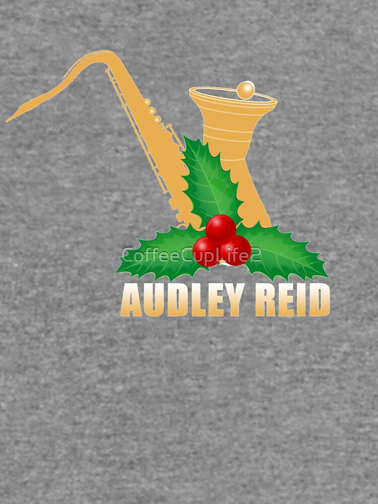 Audley Reid Christmas Wear-White by CoffeeCupLife2