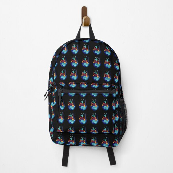 World Tourism Day Lovers Backpack