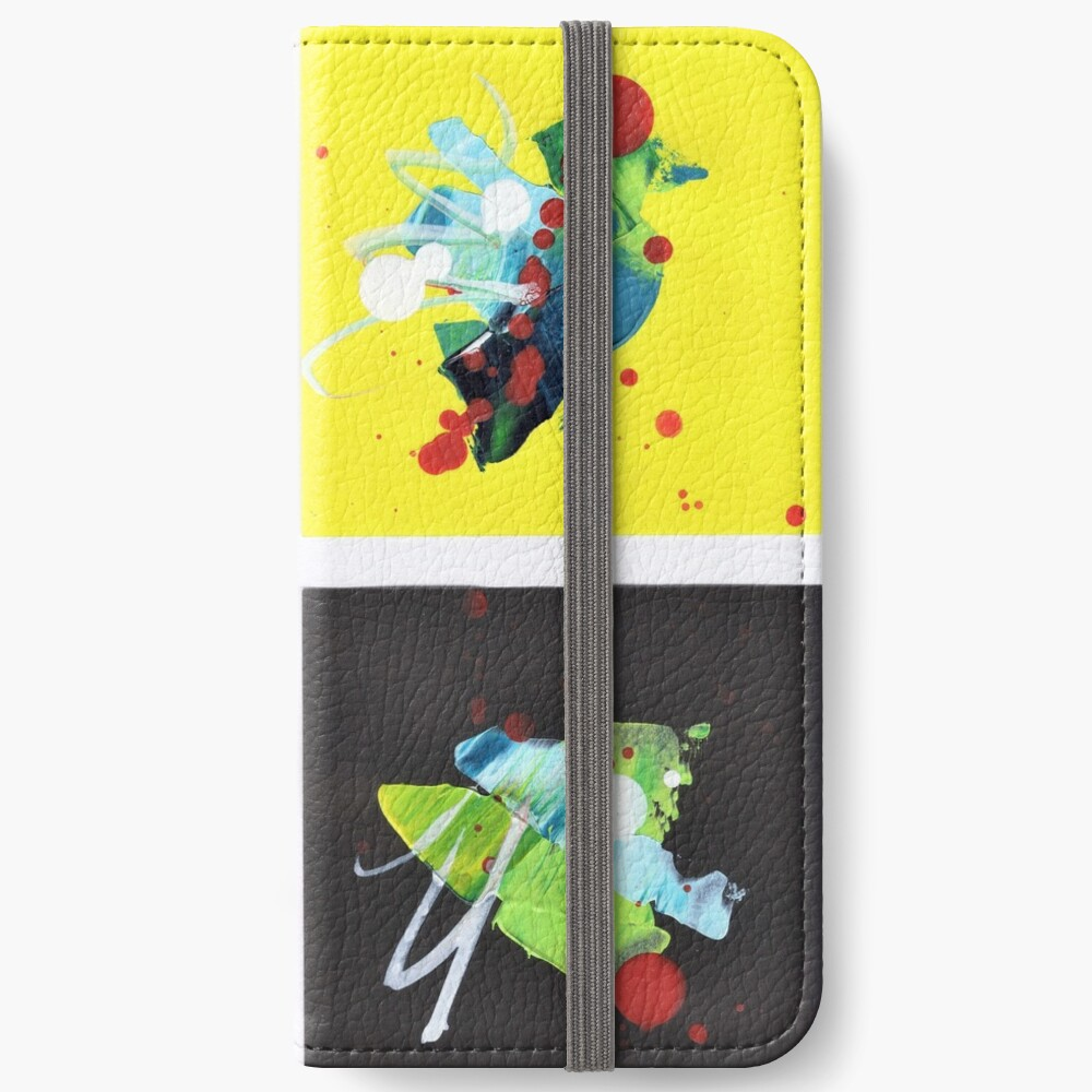 Game of Colors iPhone Wallet
