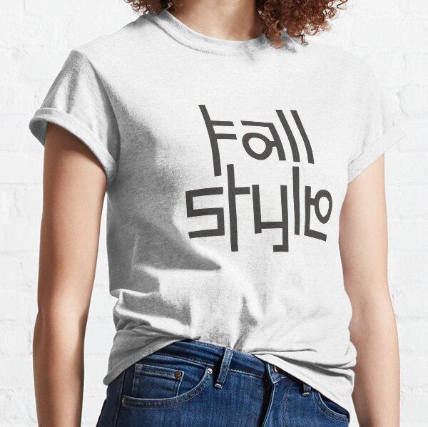 Fall Style Classic T-Shirt