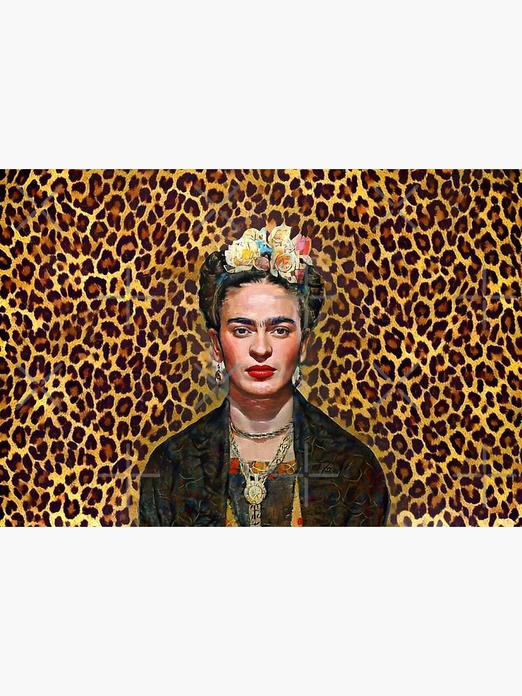 Leopard Frida by cesarperalta